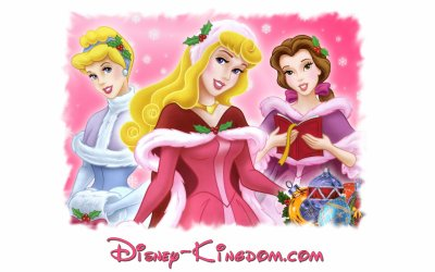 Toute les princesses vous souhaite un joyeux no l - Joyeux noel disney ...