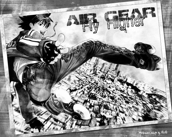 『 Air Gear 』