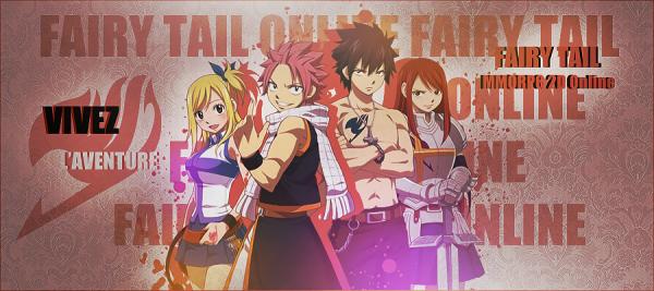 『 Fairy Tail 』