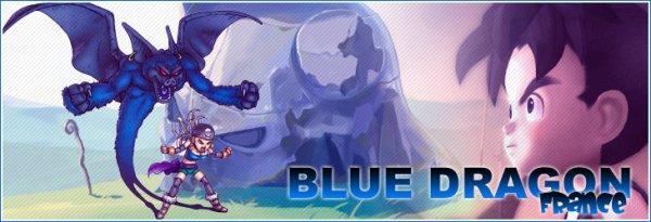 『 Blue Dragon 』