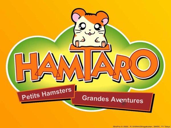 『 Hamtaro 』
