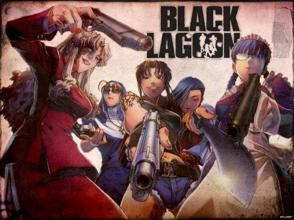 『 Black Lagoon 』