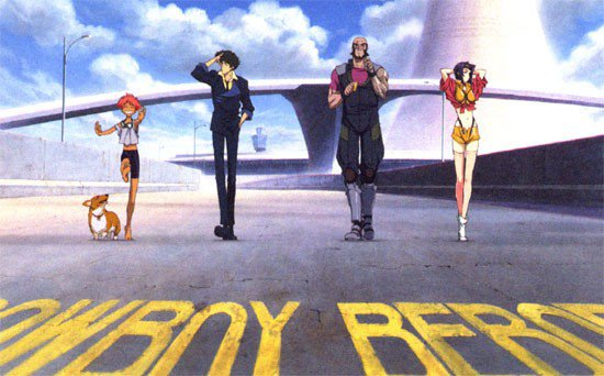 『 Cowboy Bebop: Knockin' on Heaven's Door 』