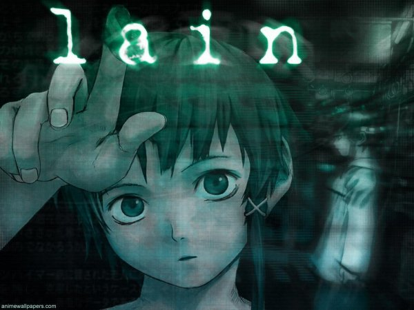 『 Serial Experiments Lain 』
