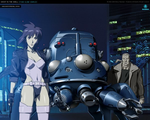 『 Ghost in the shell 』