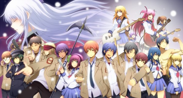 『 Angel Beats  』
