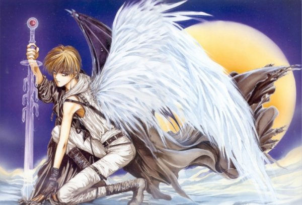 『 Angel Sanctuary 』