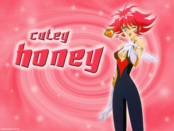 『 Cutie Honey 』