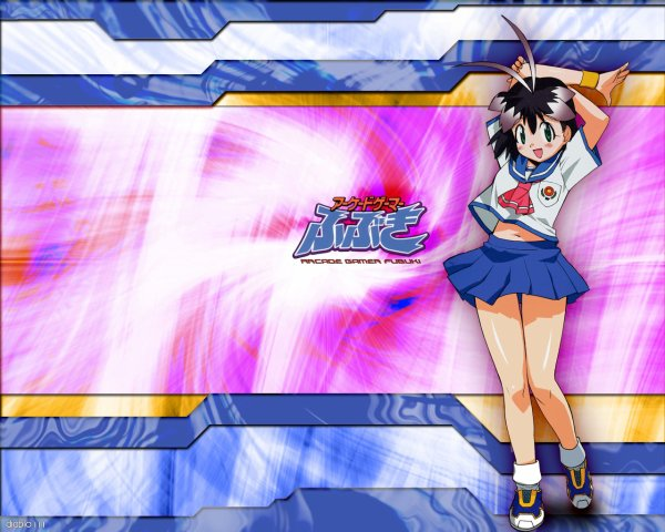 『 Arcade gamer fubuki 』