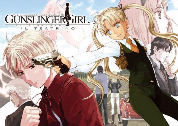 『 Gunslinger Girl -Il Teatrino- 』