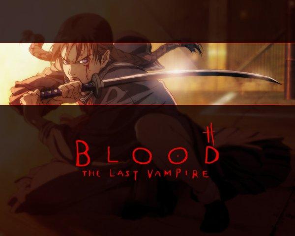 『 Blood : The Last Vampire 』