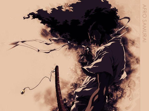 『 Afro Samurai 』