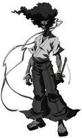 『 Afro Samurai : Resurrection 』