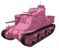 『 Girls Und Panzer 』