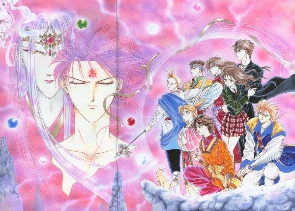 『 Fushigi Yuugi (OAV 2) 』