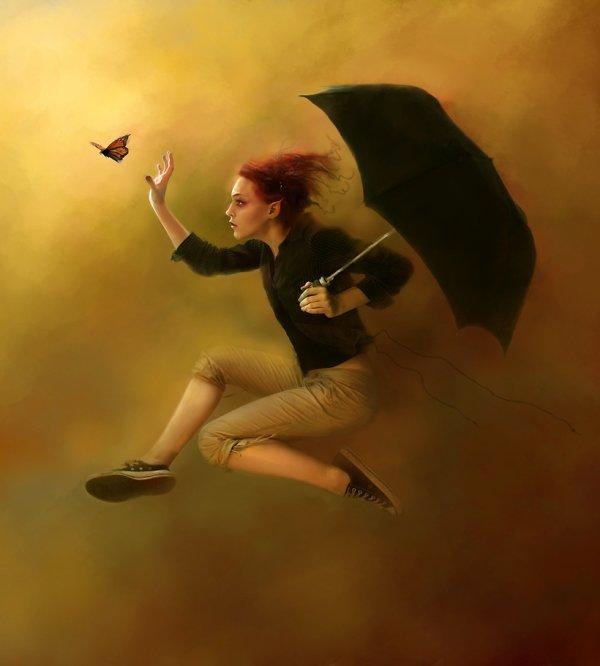 Vivre ses rêves, croire en ses rêves ou ne rien faire...