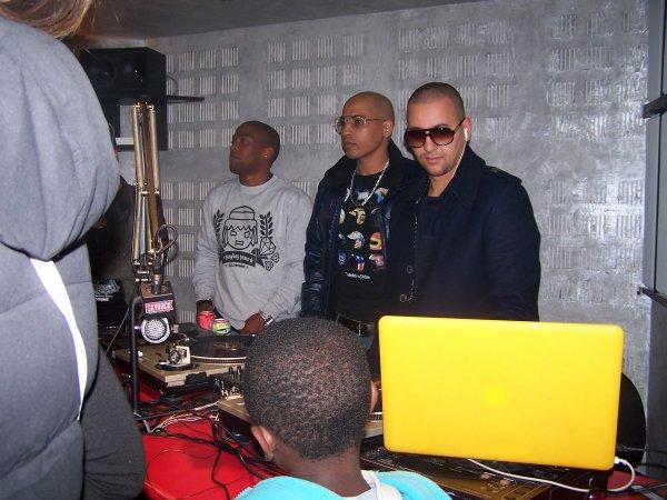 SYA STYLES & DJ MEJ AU PLANETE RAP DE SOPRANO LUNDI 27 SEPTEMBRE 2010