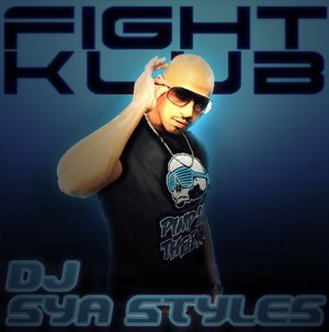 DJ SYA STYLES AUX PLATINES DU DUPLEX A MARSEILLE