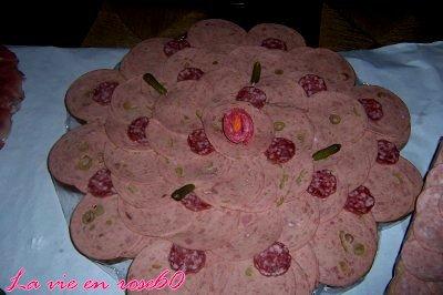repas du 5 septembre 2009