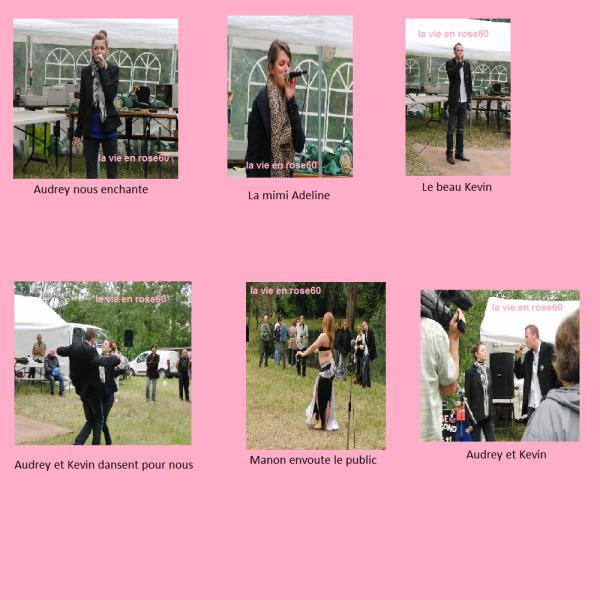 la vie en rose60 le 10 juin 2012 pour vaincre la mucoviscidose