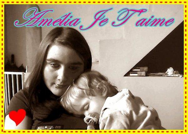 ~ Mon Bonheure Au Quotidien Ma Niece Amélia ♥