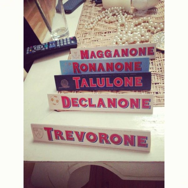 #Toblerone #Family #Amazing