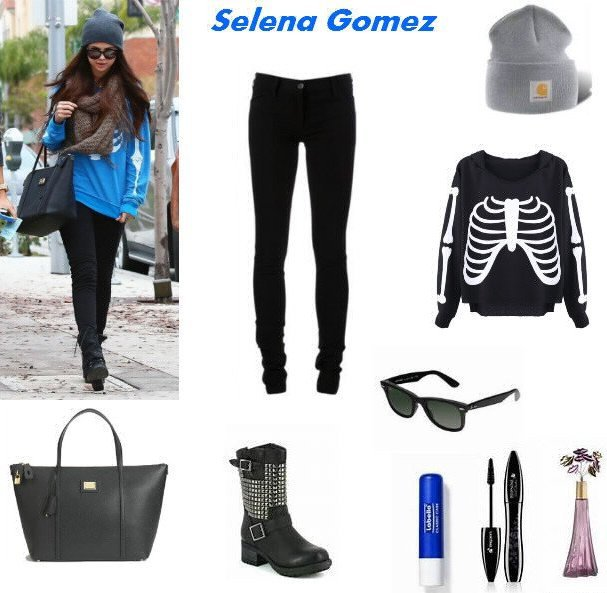 Habille toi comme Selena Gomez !