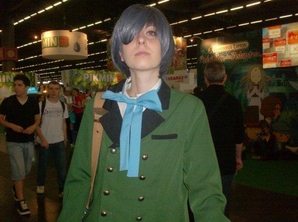 Ma première fois à la Japan Expo, c'est celle de 2013 !! (^u^) Part 2