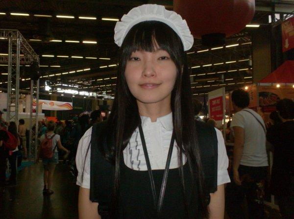 Ma première fois à la Japan Expo, c'est celle de 2013 !! (^u^) Part 5
