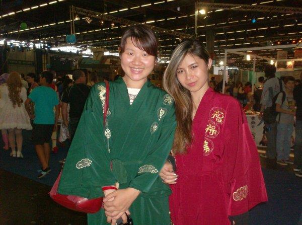 Ma première fois à la Japan Expo, c'est celle de 2013 !! (^u^) Part 6