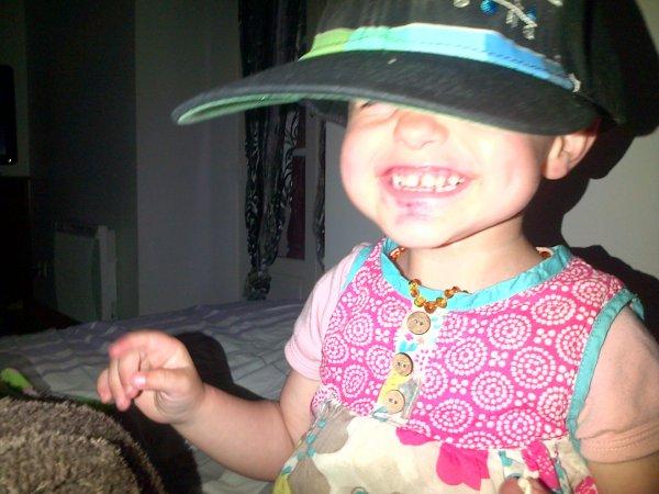 05/08/2011 : une étoile est née ; Hénora.B