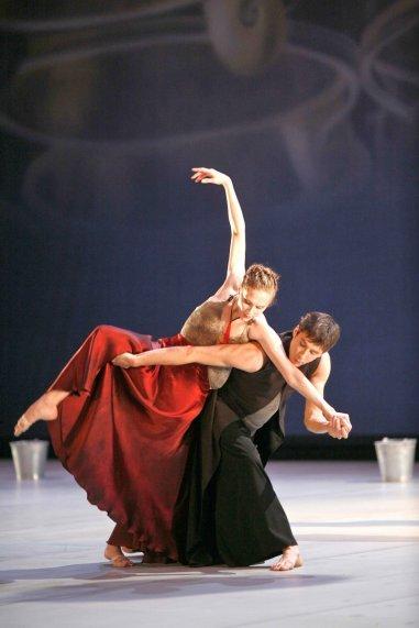 Poème: La danse