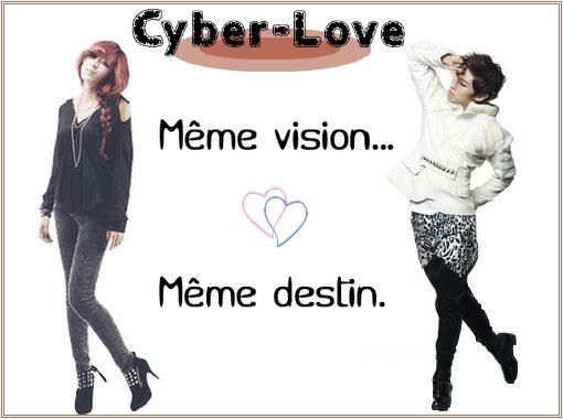 Cyber Love ► Chapitre 2 ○ Une amitié