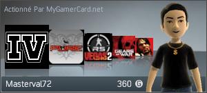 mon gamertag