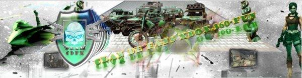 Logo de la team VEGA crée et offert par le forum clandefansxbox360-fun et DGcreation