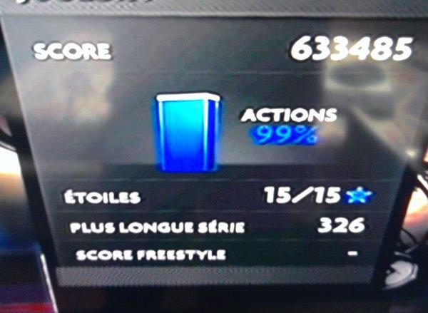 Reccord perso DJ Hero 2