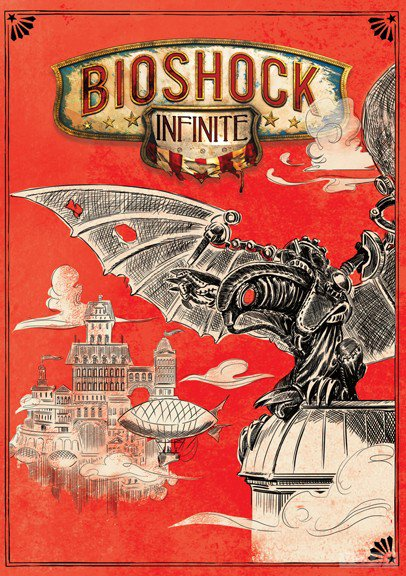 Un sondage pour la pochette alternative de BioShock Infinite