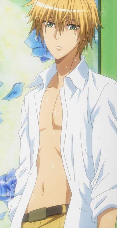 Usui Takumi.
