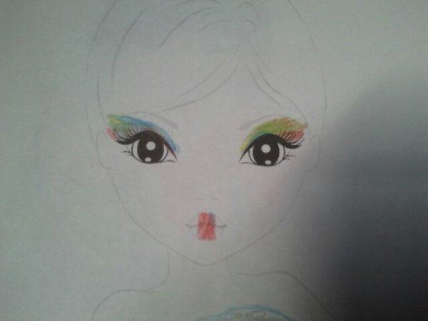 Mon petit maquillage !!!!! je l'adore et vous ?