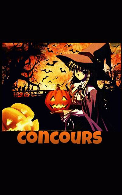 Concours pour halloween !!!