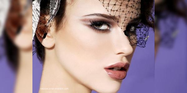 PHOTOSHOOT •• Nouvelles photos provenant du shoot réaliser en 2009 pour NPSet Cosmetics.