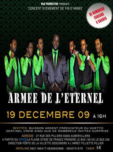 ==> l'Armée de l'Eternel <==