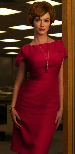 Joan Holloway de Man Men