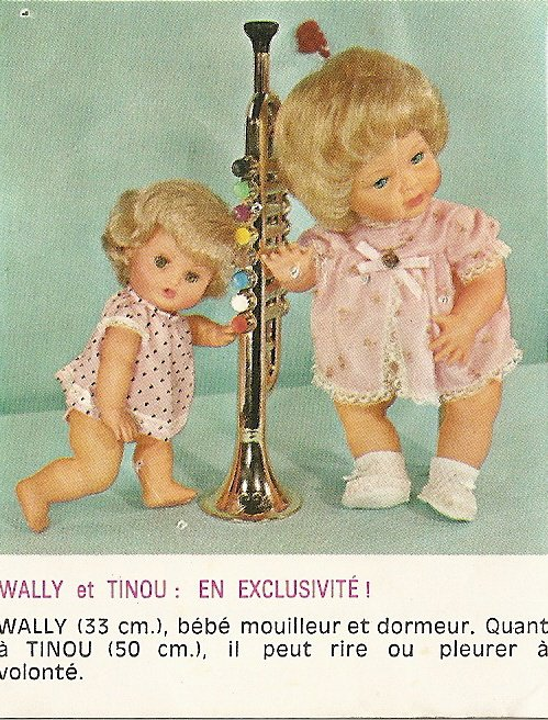 Wally et Tinou