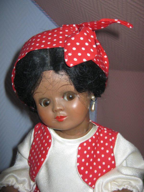 Unica -Jeune fille des iles