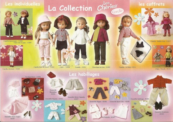 "Catalogue ""Chérie "" 2001"