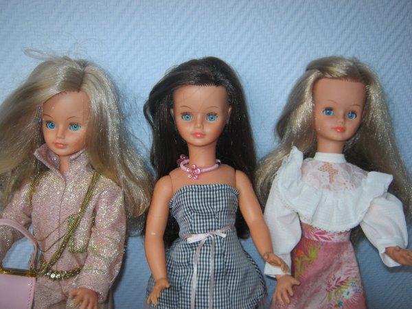 Mes trois Bella