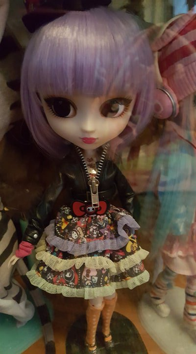 Quelques Pullip de la collection de ma fille