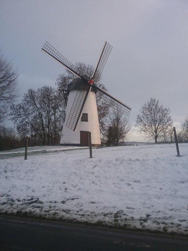 Un beau moulin pas loin de chez moi