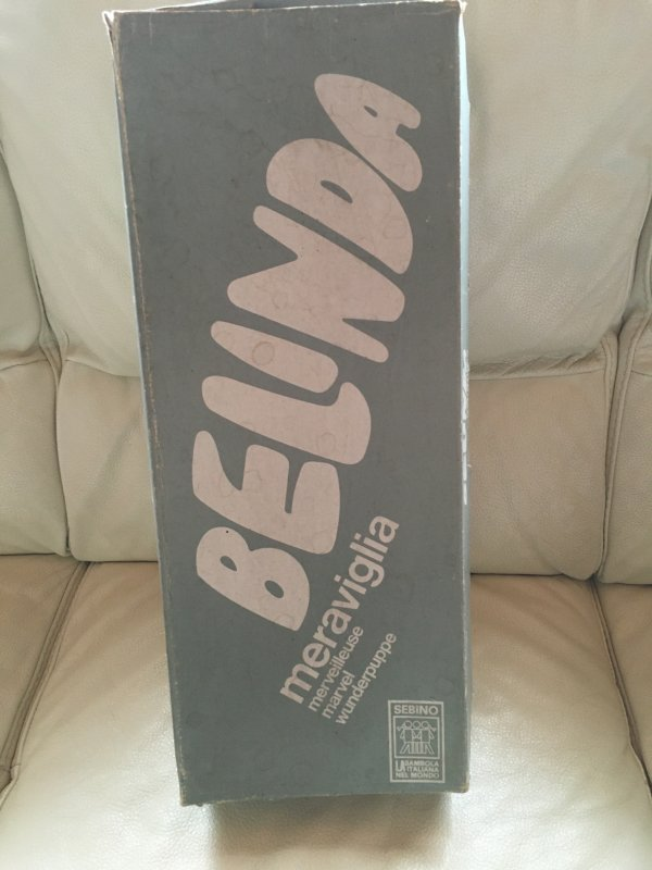 Belinda de chez Sebino